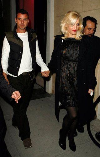 5. Gavin Rossdale ve Gwen Stefani